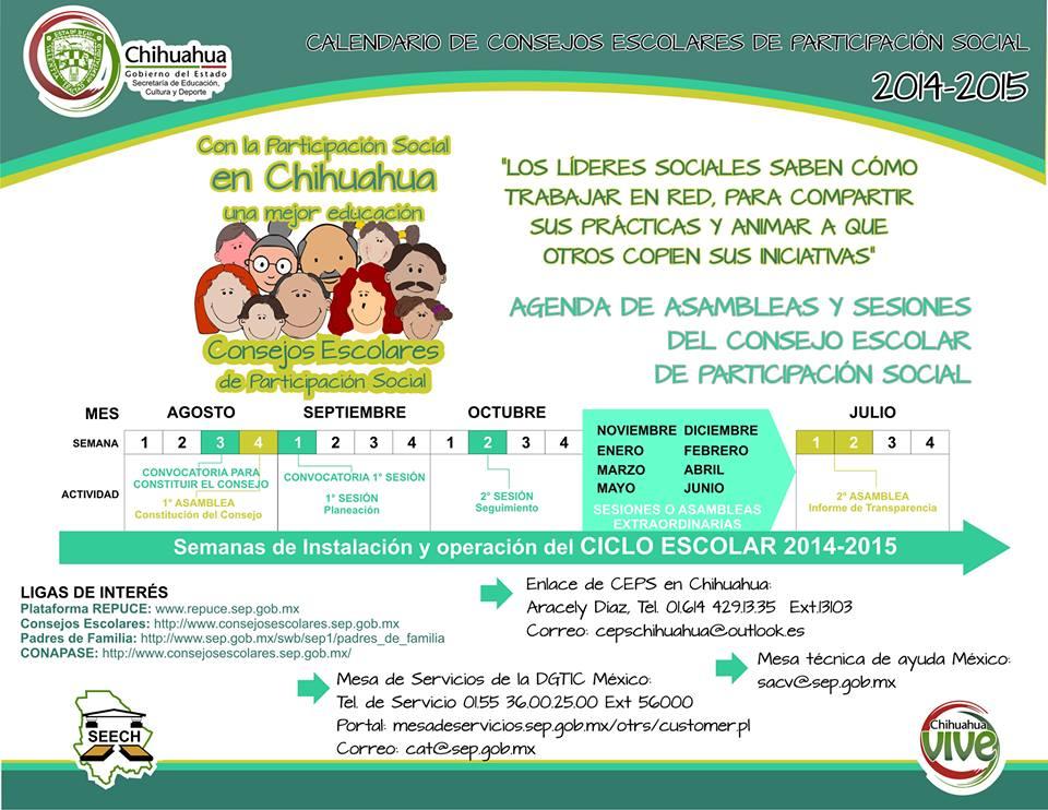 "... Fechas De Consejos Tecnicos Escolares 2015 2016"" – Calendar 2015"